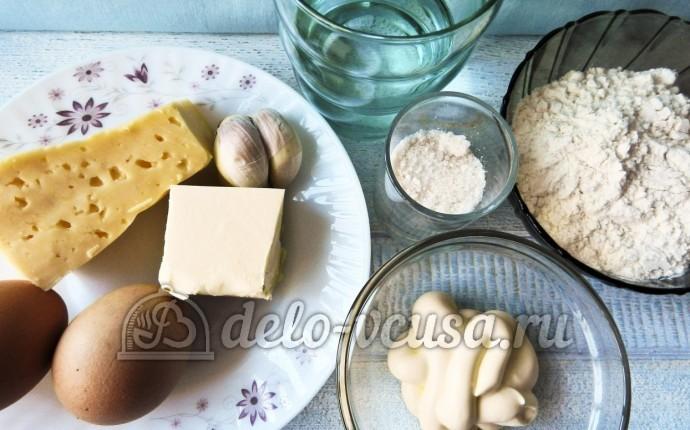 Гужеры с сыром: Ингредиенты