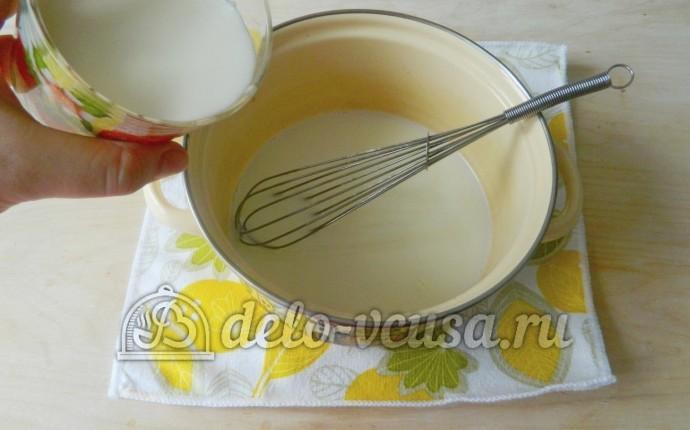 Кисель рецепт с фото пошагово