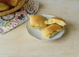 Рецепт печеные пирожки с картошкой