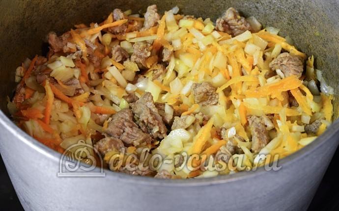 Овощное рагу в скороварке рецепт с фото