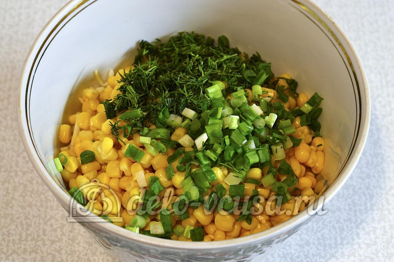 рецепт салат с арахисом и картофелем