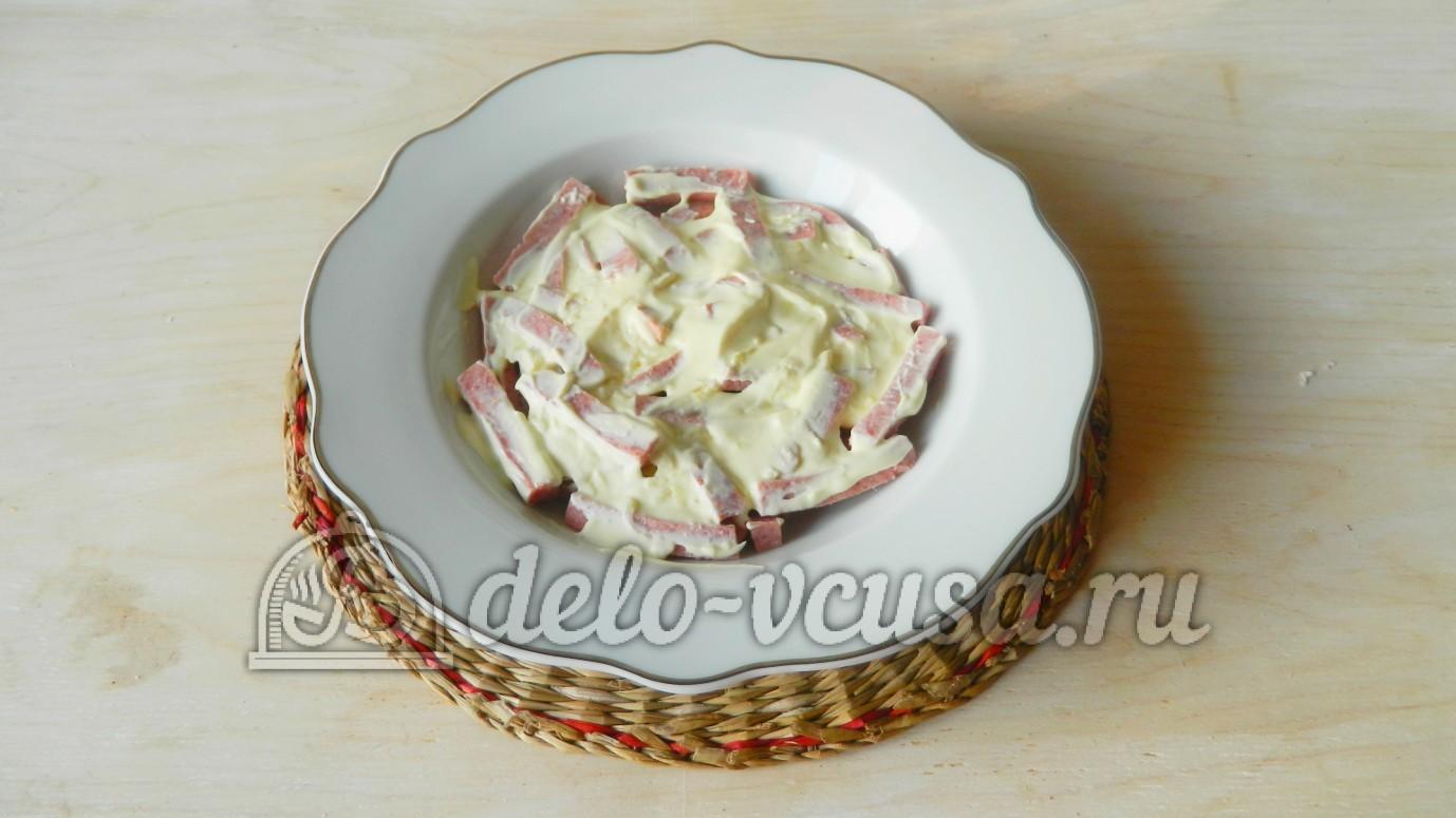 рецепт слоеного салата из помидоров и сыра