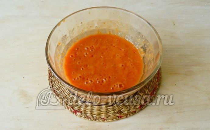 соус из кислых помидор