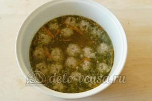 Суп с фрикадельками в мультиварке: Сварить суп