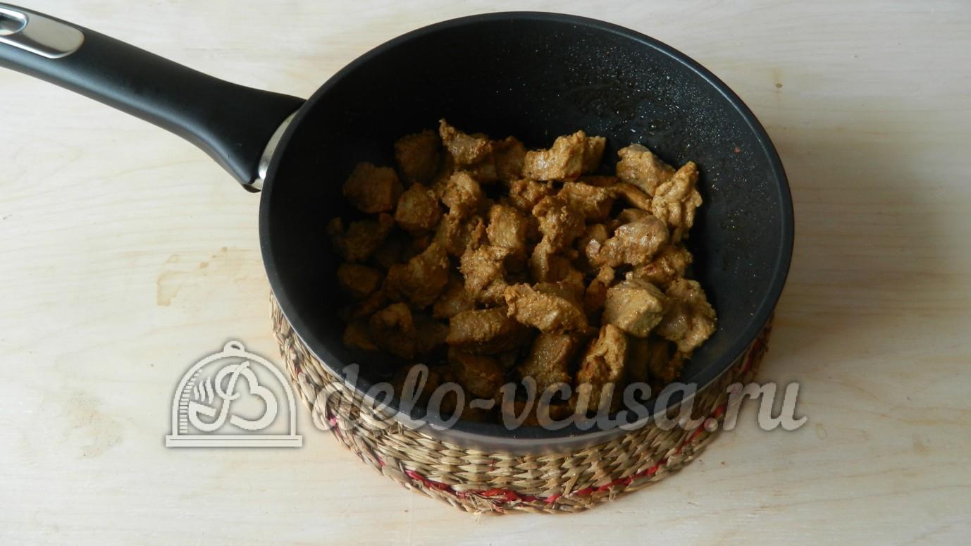 Жареная свинина рецепты с пошаговым фото