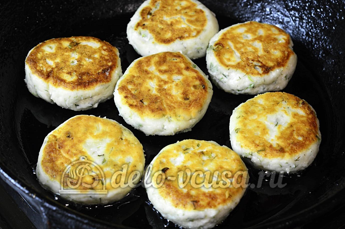 Сырники из творога круглые рецепт 44