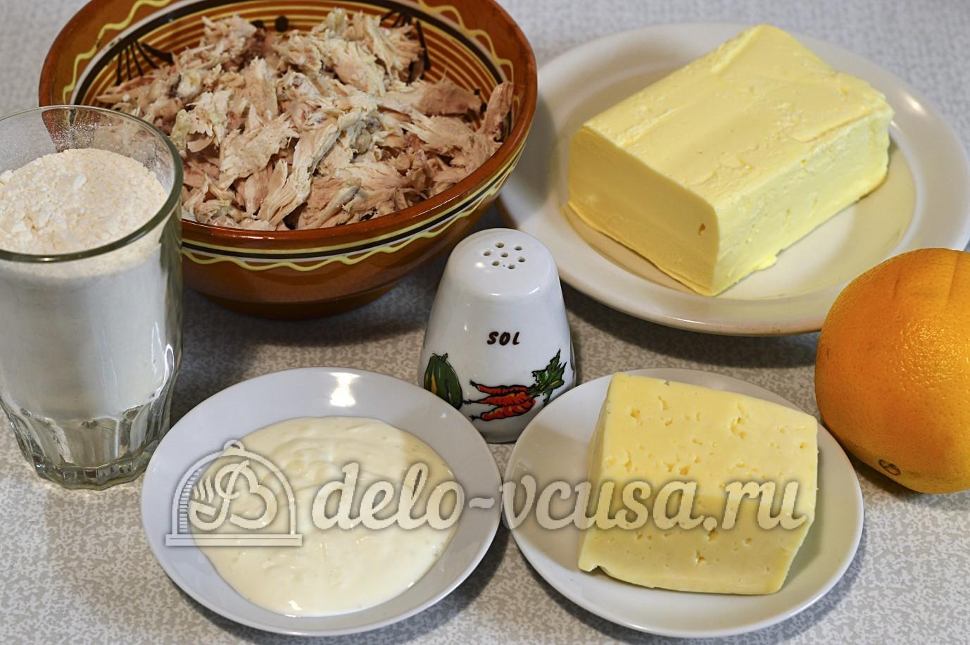 Рецепт начинки тарталеток с курицей