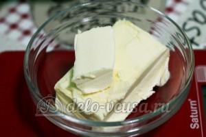 Торт Дамские пальчики: Подготовим масло