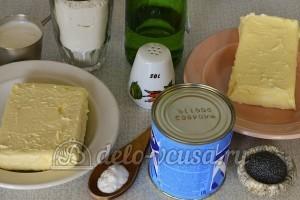 Торт Муравейник: Ингредиенты