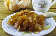 Варенье из мандариновых корок