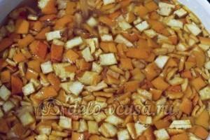 Варенье из мандариновых корок: Мандариновые корочки помыть