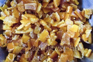 Варенье из мандариновых корок: Варим до мягкости