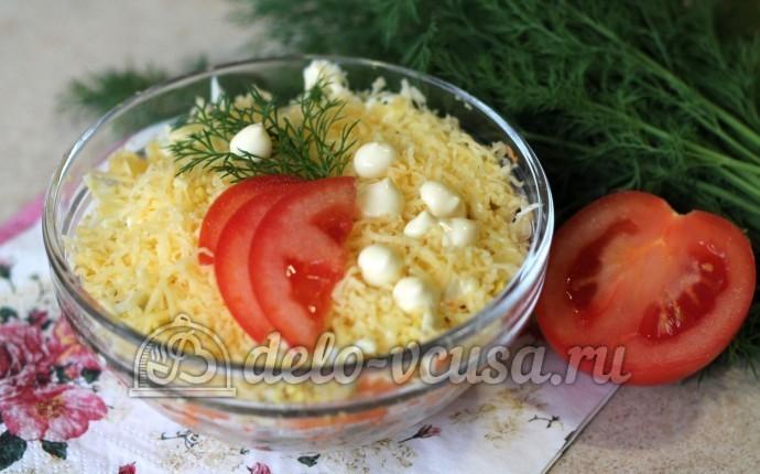 салат французский из яблок и моркови рецепт с