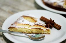 Английский яблочный пирог