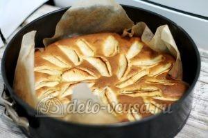 Английский яблочный пирог: Выпекаем до готовности