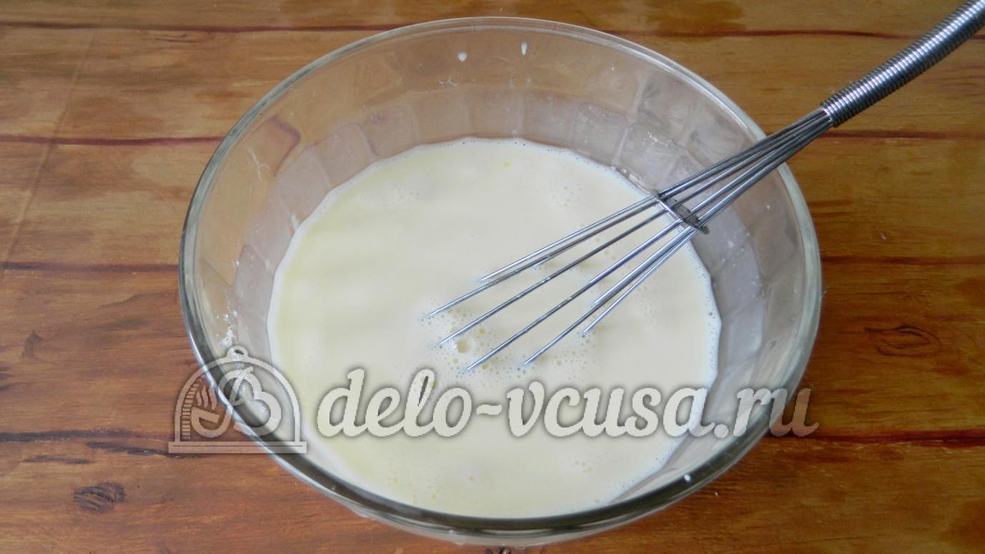 рецепт яичных блинов с крабовыми палочками