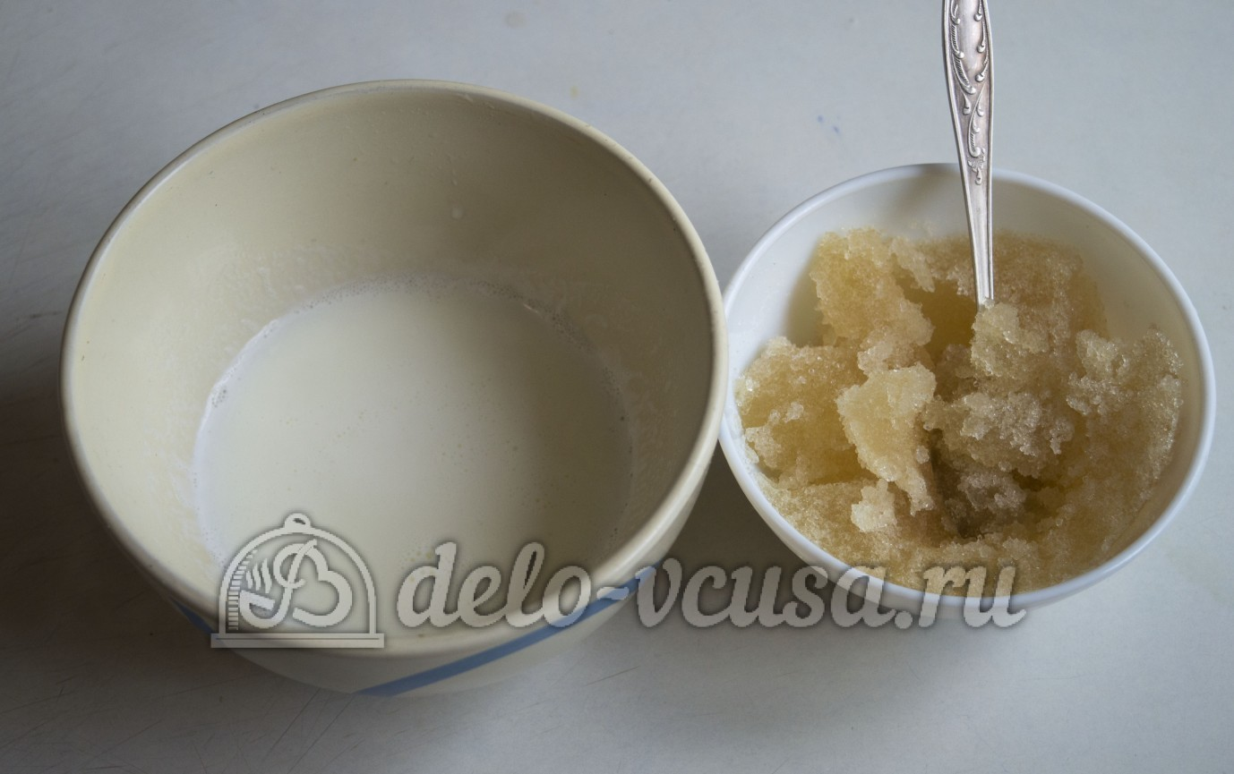 Рецепт выпечки из маскарпоне
