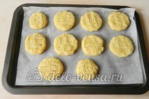 Финские картофельные лепешки: Проколоть вилкой