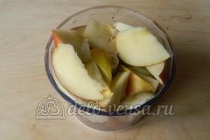 Форшмак: Добавить яблоко