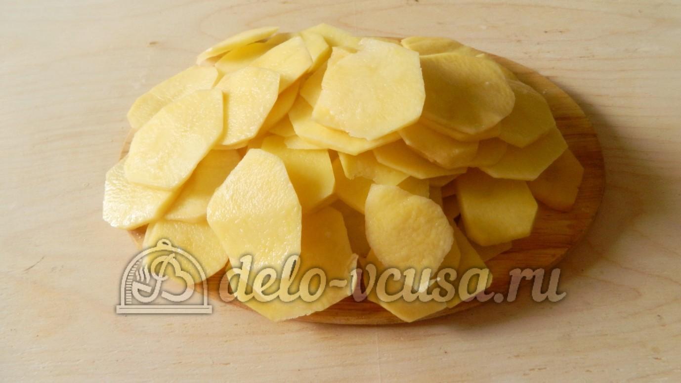 Как нарезать картошку на чипсы
