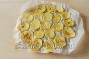 Картофельные чипсы в микроволновке: Готовим чипсы