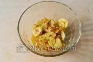 Картофельные чипсы в микроволновке: Готовим все картошку