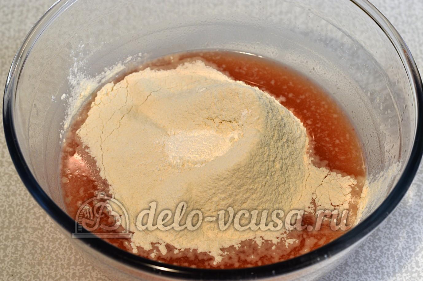 рецепты выпечки из сухоого киселе