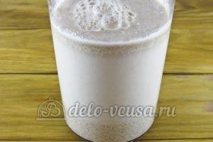Овсяное молоко: Молоко процедить