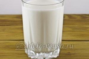 Овсяное молоко: Молоко готово