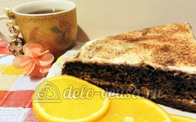 торт гости на пороге с прослойкой из вареньем рецепт