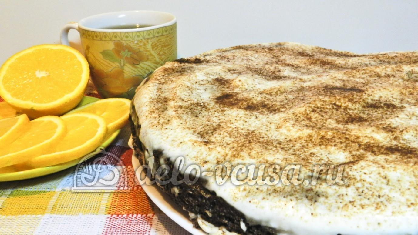 Рецепт пирог кефир варенье рецепт с