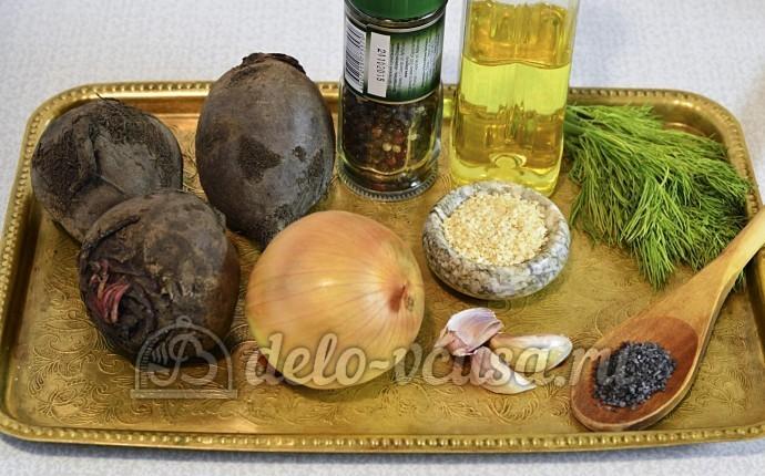 Постный салат из свеклы рецепт с фото – пошаговое приготовление салата со свеклой и луком
