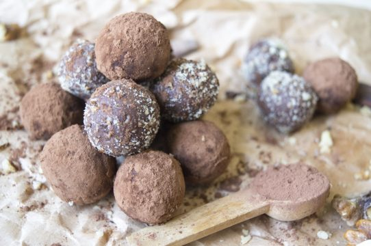 Трюфель конфеты рецепт с фото пошагово