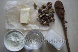 Шоколадные трюфели: Ингредиенты