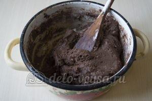 Шоколадные трюфели: Формируем конфеты