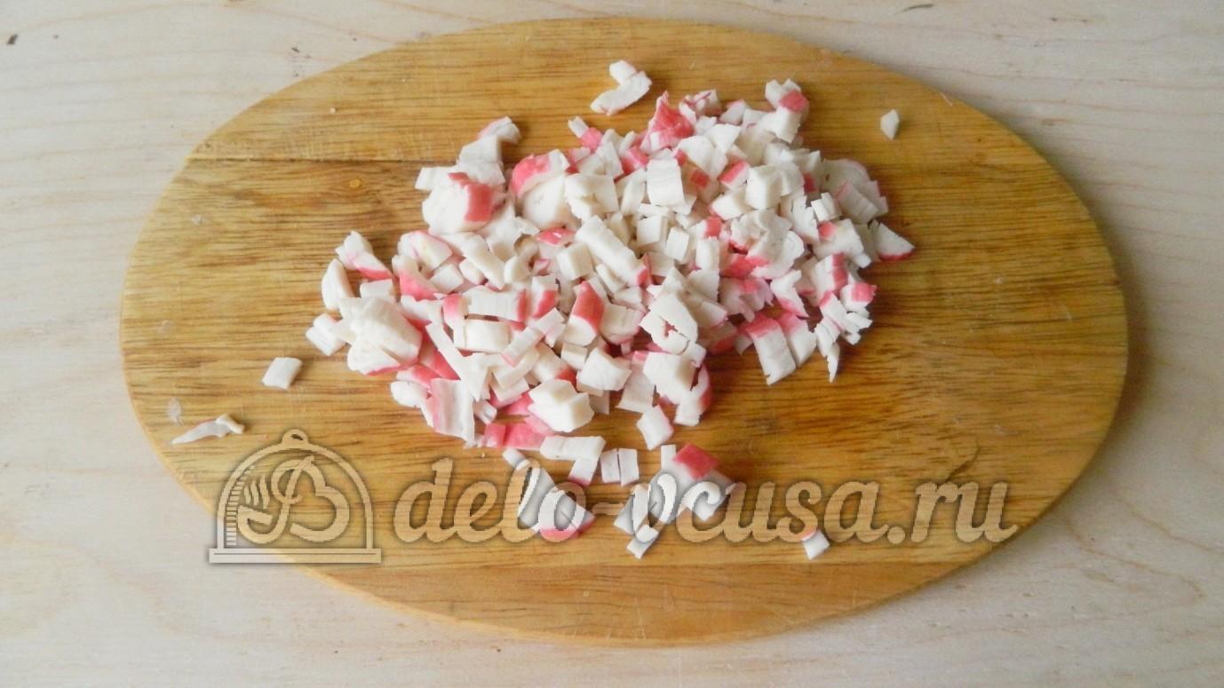 рецепт салата с рисом и морковью