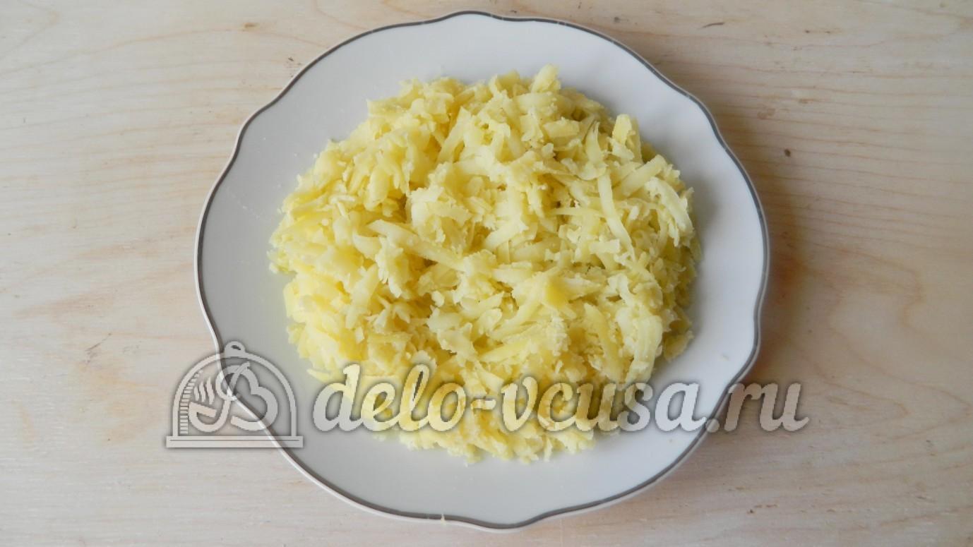 Салат с креветками и крабовыми палочками — рецепт с фото ...