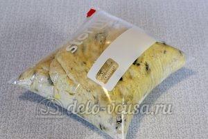 Самый вкусный кулич: Готовое тесто вынуть из холодильника
