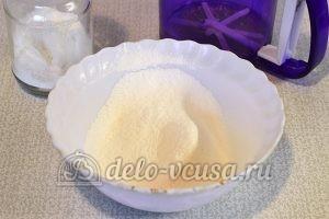 Самый вкусный кулич: Сахарную пудру просеять