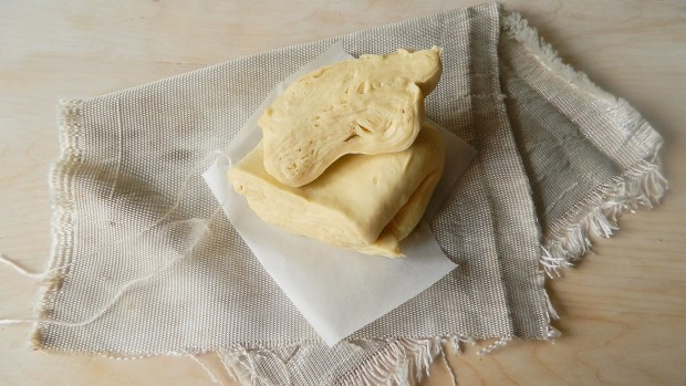Слоеное бездрожжевое тесто рецепт с фото печенье