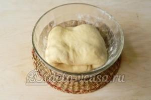 Слоеное бездрожжевое тесто: Убрать на холод