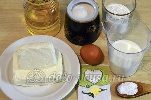 Сырники на кефире: Ингредиенты