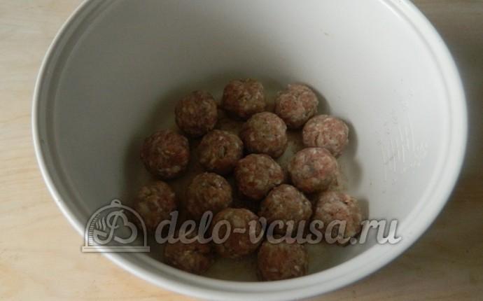 Тефтели с рисом в томатном соусе рецепт с пошаговым в духовке 36