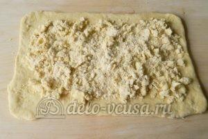 Торт Наполеон с заварным кремом: Готовим слоеное тесто