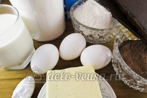 Торт Прага: Ингредиенты