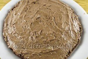 Торт Прага: Формируем торт