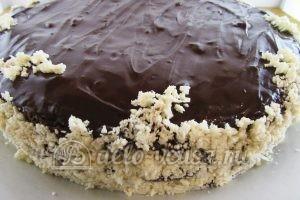 Торт Прага: Украсить торт по вкусу