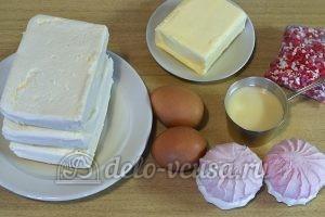 Творожная пасха со сгущенкой: Ингредиенты