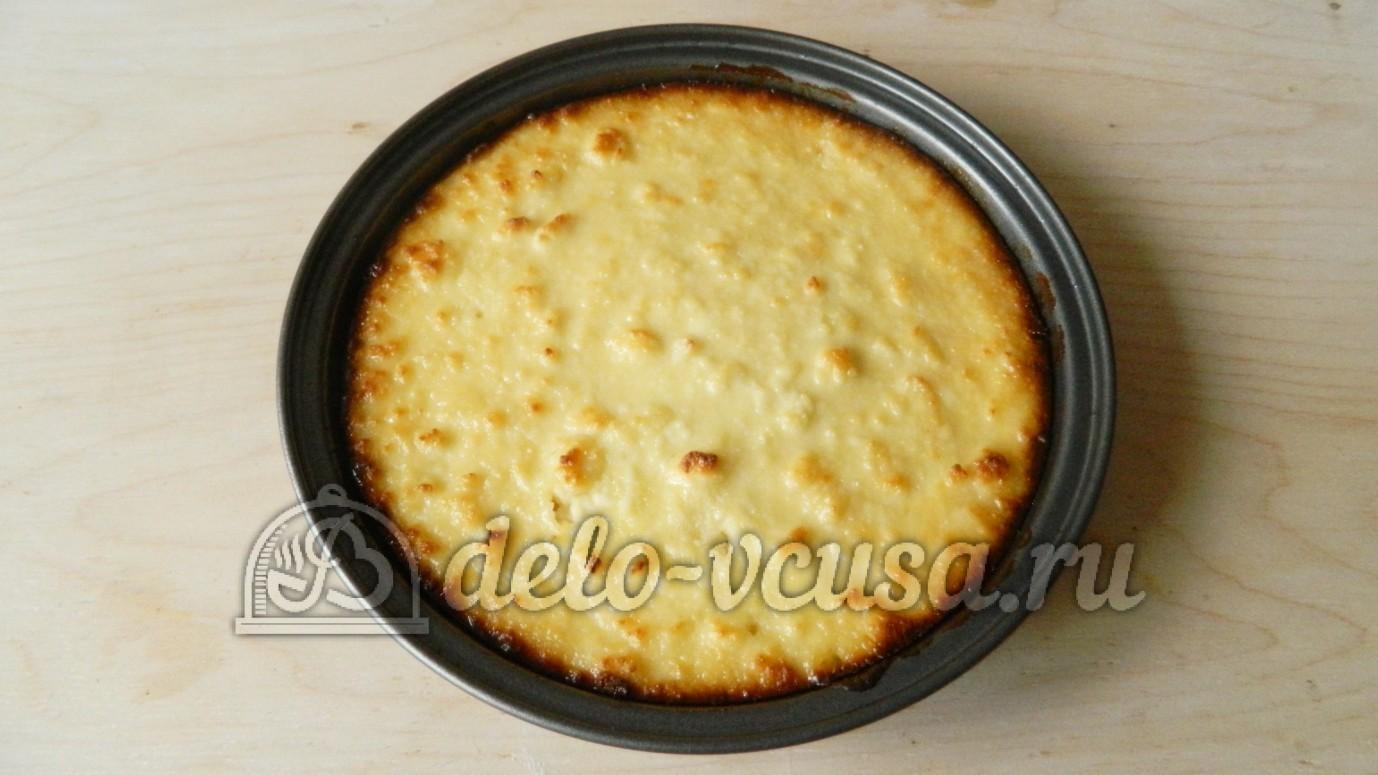Творожная запеканка с крахмалом в духовке пошаговый рецепт с фото