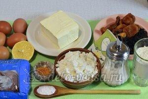 Творожный кулич: Ингредиенты